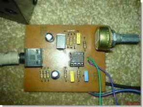 Aktif Sub-bass filtre devresi tl072