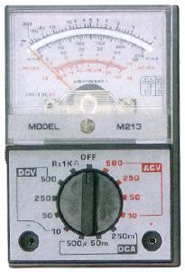 analog-multimetre