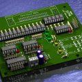 Cnc kontrolü için izole lpt arabirim uln2803 74hc14