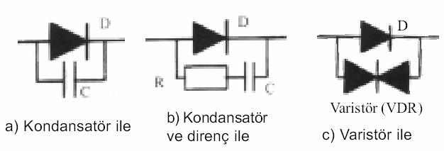 diyot-koruma-direnc-varistor-kondansator