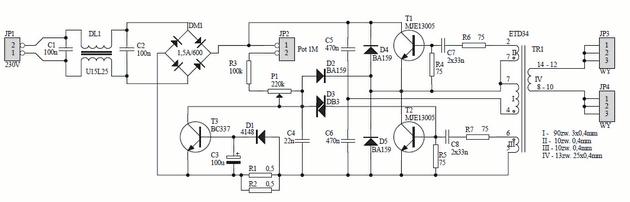 12v 150w Halojen Lamba I U00e7in Elektronik Transformat U00f6r