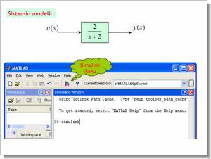 Matlab simulink kontrol örneği (resimli anlatım)