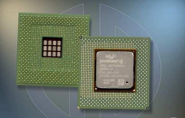 pentiun4-mikroislemci
