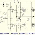 BI Direction Motor Speed Control Circuit LM324 Mosfet IRF9540 IRF540 revert motor speed control circuit 120x120