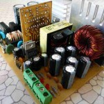 Modified ATX Power Supply Half Bridge SMPS Project TL494 EI33 smps tl494 ei33 2 150x150
