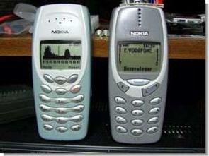 Nokia 3410 atmega8 2.4 ghz spectrum analyzer devresi
