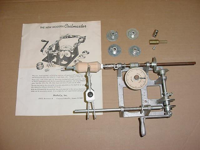 Handmade Coil Transformer Winding Machine coil winder trafo sarma makinasi 2