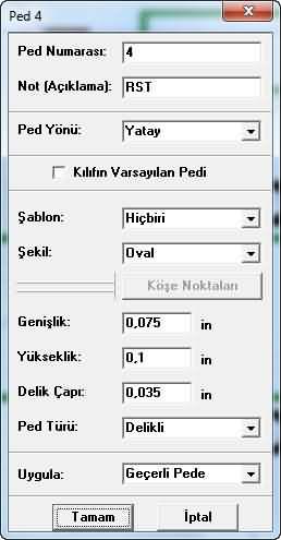 diptrace-ped-pad