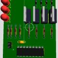 MicroC ile step motor sürücü örneği (pic16f628a)