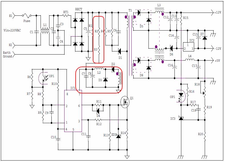 flyback atx g u00fc u00e7 kayna u011f u0131 incelemesi ve modifiye b u00f6l u00fcm 2