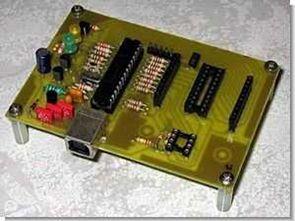 Usb pic-mikro-i2c-spi-eeprom-atmel programlayıcı