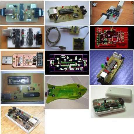 Atmel AVR USB programmer atmel usb programlayicilar