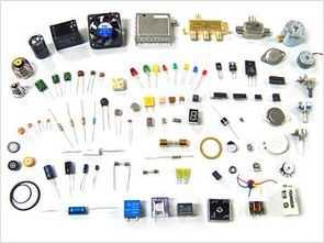 Elektronik malzemeler ile hazırlanmış resimler (o an)