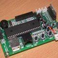 PIC18F4550 robotik ve otomasyon projeleri için kontrol kartı