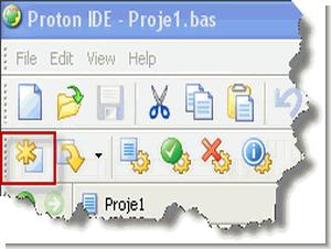 Proton içine easyhid kurulumu ve pic18f2550 usb veri gönderimi