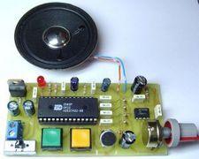 ISD2560P-ses-kayit