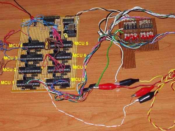 PIC24FJ16GA002 parallel processing computer PIC24FJ16GA002