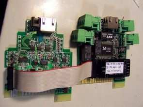 LPC2132 Pc Based Ethernet Data Acquisition Control