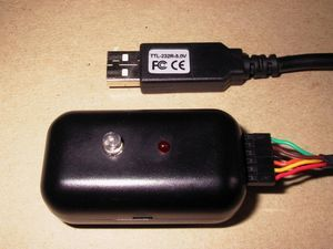 pic12f675-box-cable-infra-ded-transmitter