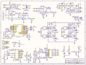 PIC16F876 ile sinüs invertör devresi (yazılım c dili)