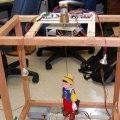 PIC33FJ256MC510 robotic puppet controls