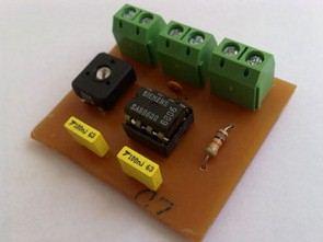 SAB0600 ile Elektronik Zil Devresi (üçlü gong sesi)