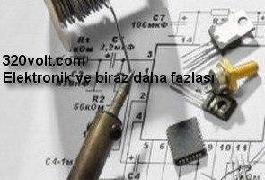Türkiye'de elektronikci olmak zor zanaat