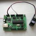 PIC18F2550 Development Board Circut USB Bootloader PCB Servo kontrol 120x120