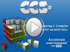 CCS C ile led yak uygulaması video
