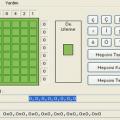 Lcd karakter matik programı güncellendi v4.4