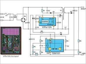 STMicroelectronics VIPer Smps Tasarım Programı