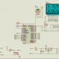 PIC 18F452 İle Sıcaklık-Nem-Basınç  Algılayıcı