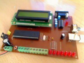 PIC18F4550 İle USB Haberleşme Kullanımı