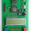Development, Experiment Circuits Atmel  AT89C51RB2 AT89C5131A atmel AT89C51RB2 rs232 deney devre development board 120x120
