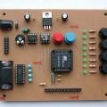 atmel-devre-deney-development-board