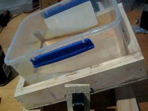 Baskı devre asit havuzu için sallama makinesi