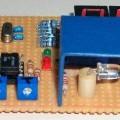 PIC16F84 Heartbeat Monitor Circuit LED Display biyomedikal elektronik heartbeat monitor 120x120