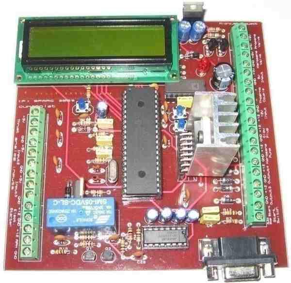 Jet Engine Electronic Control Matlab dsPIC30F4013 dspic30f4013 jet motoru icin elektronik kontrol unitesi