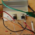 IR2153 SMPS Circuit Project 2x50v Switch Mode Power Supply Test TDA7294 irf840 mosfetler ir2153 surucu driver 120x120
