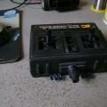 Toy car remote control Circuit  PIC18F452 PIC16F628 oyuncak araba kumanda 120x120