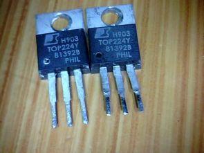Powerint TOP224 ile 12 volt 2 amper smps güç kaynağı