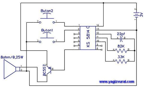 samsung-ks5814-devre-semasi-circuit