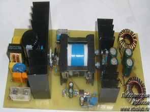 Simetrik çıkışlı flyback smps devresi 2X36 volt 220 watt top250y