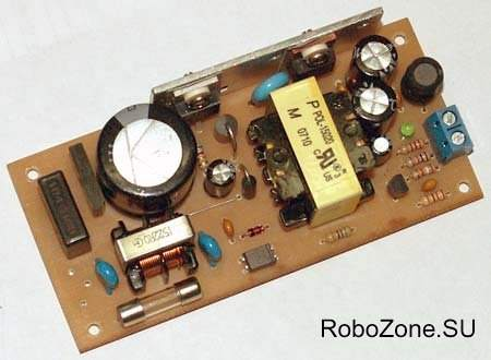 12V Smps Circuit Diagram | Top224 Smps 12v 2a Switch Mode Power Supply Circuit Electronics