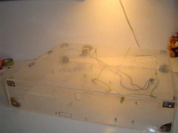 Spy Circuit Fm Transmitter Circuit