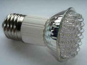 230v ile 123 adet  beyaz led çalıştırma