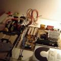 Handmade Transparent Plexiglass  Computer Case 27 pleksiglas transparan kasa vgrajevanje mb 120x120