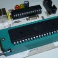 Atmel  USB Programmer Circuit ZIF Socket Usbasp ATmega8 4 atmel atmega8 atmega48 usb programmer zif usbasp 120x120