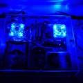 Handmade Transparent Plexiglass  Computer Case 44 pleksiglas transparan kasa konec 120x120