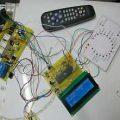 ATmega32 ile kumandalı çamaşır makinası kontrol kartı